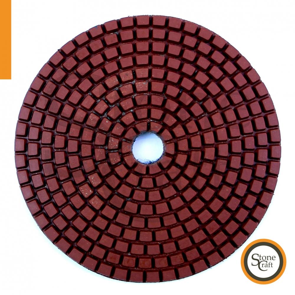 № 100  кл АА, d 100 mm, Алмазный шлифовальный круг 2