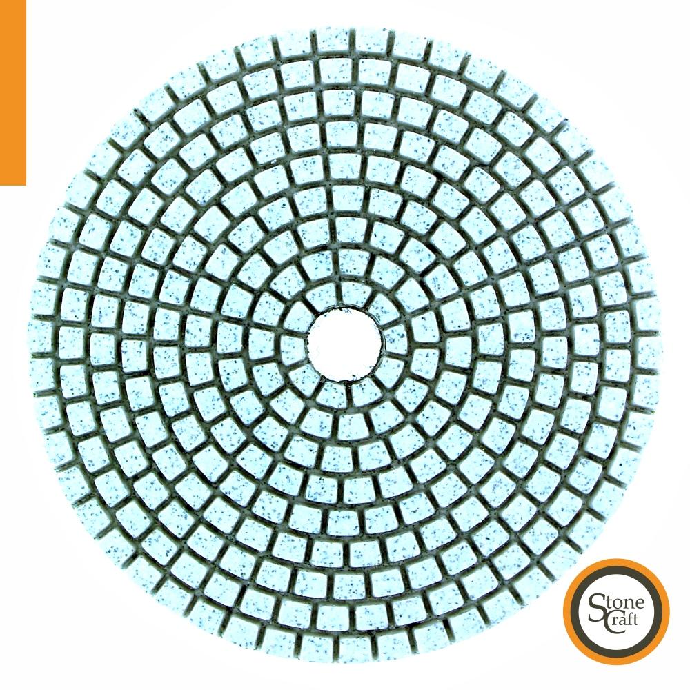 №200, d100 mm. кл А, Универсальный алмазный шлифовальный круг  2