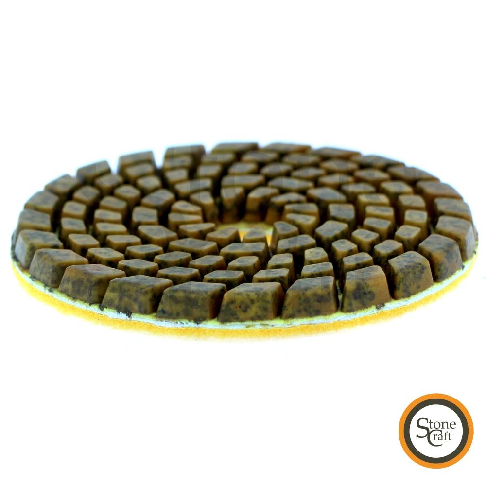 Алмазный металлизированный круг d 100 mm x 5.5 mm, № 50 1
