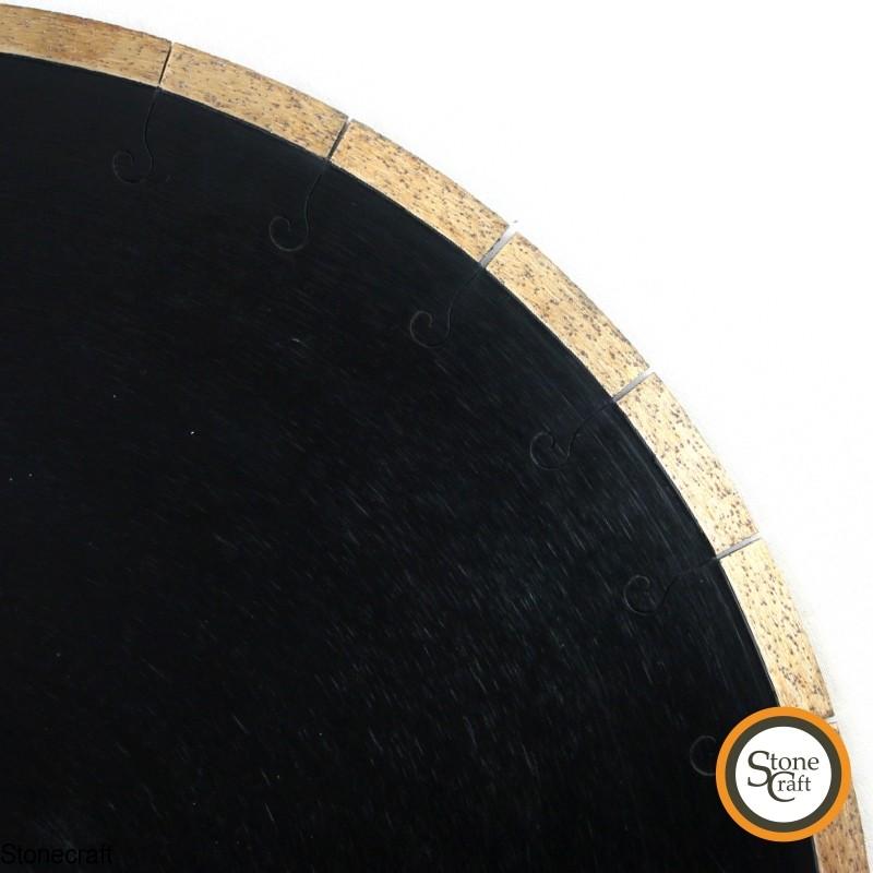 Алмазна пила для мармуру d 400 х 60 мм 3