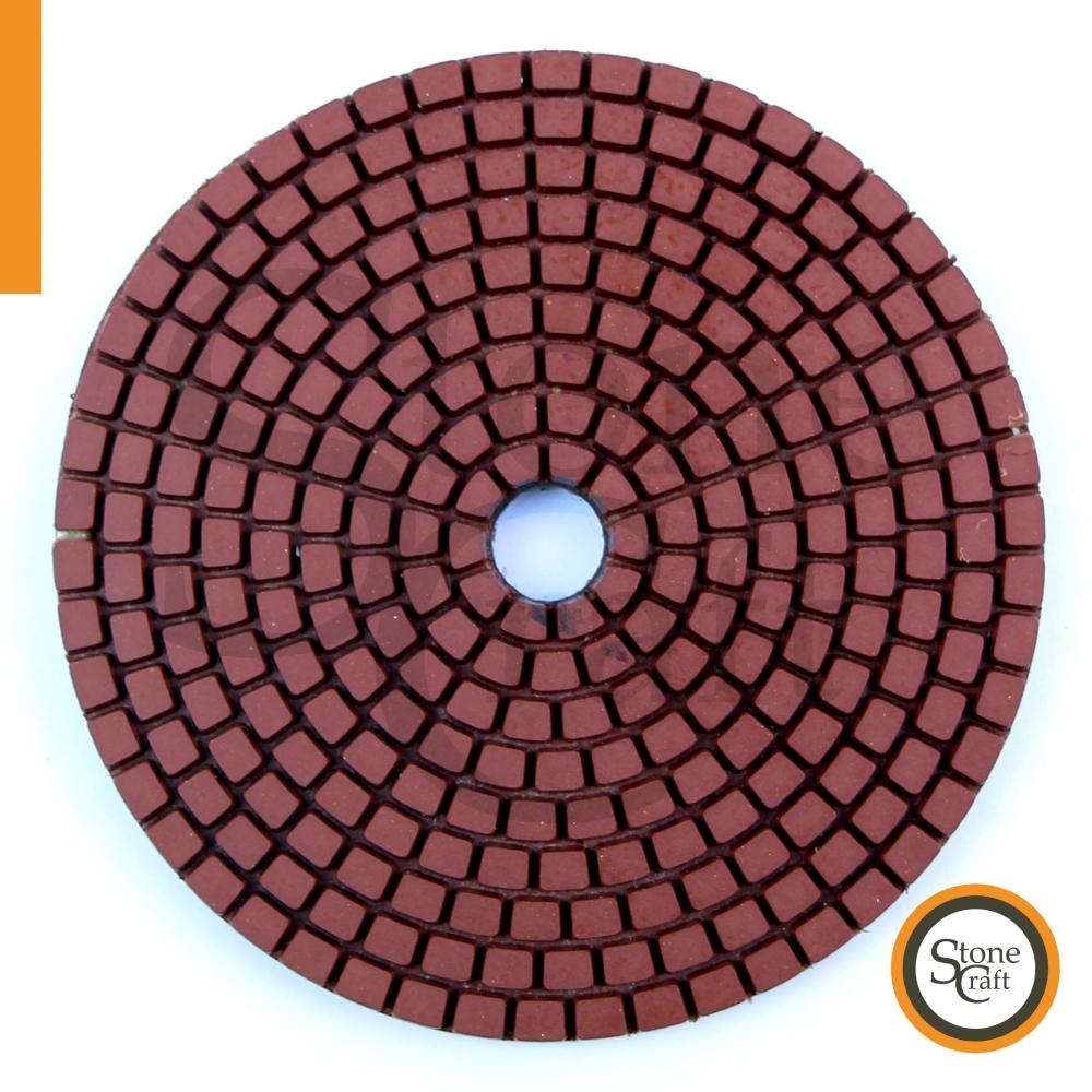 № 2000 кл.АА, d 100 mm, Алмазный шлифовальный круг 0