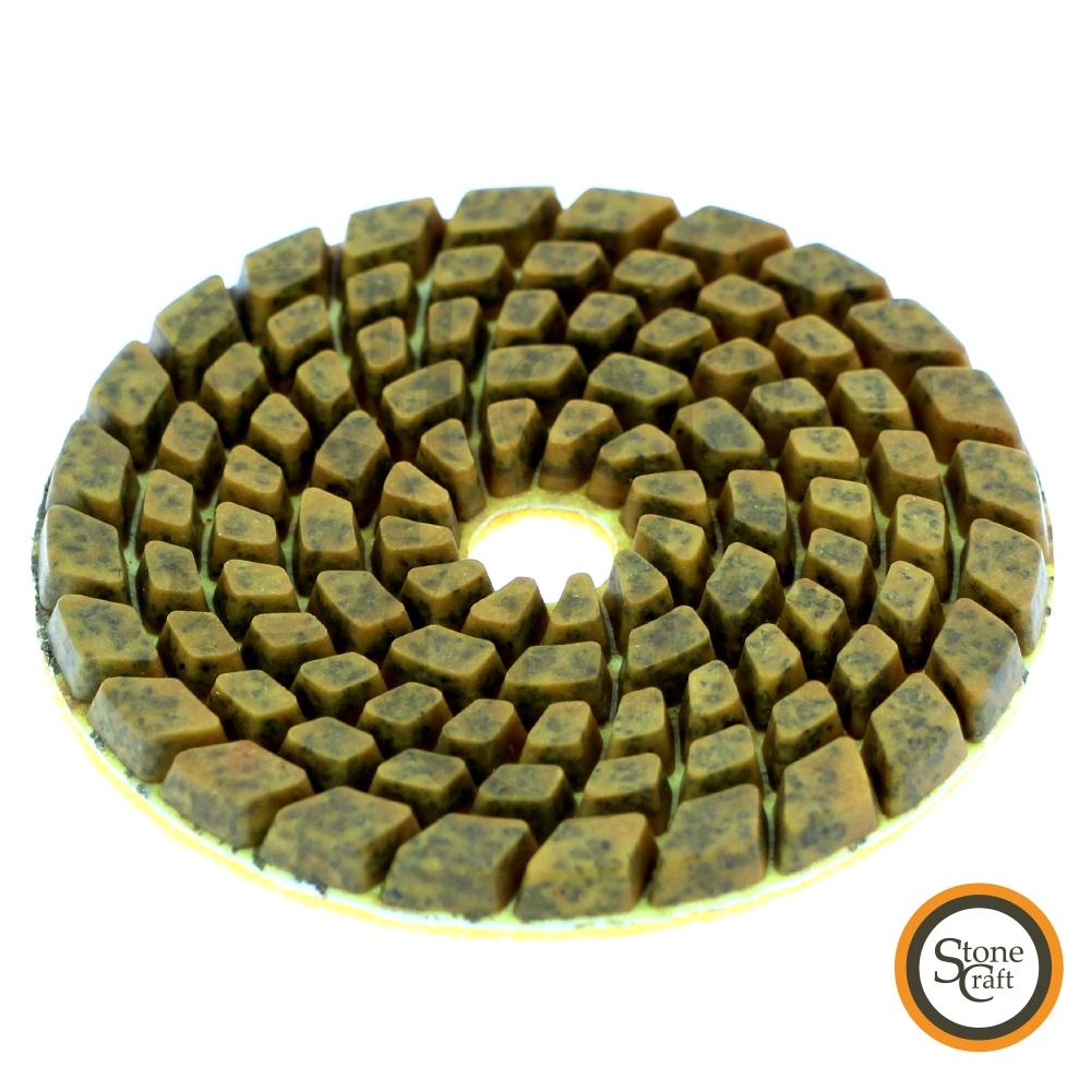 Алмазный металлизированный круг d 100 mm x 5.5 mm, № 50 2