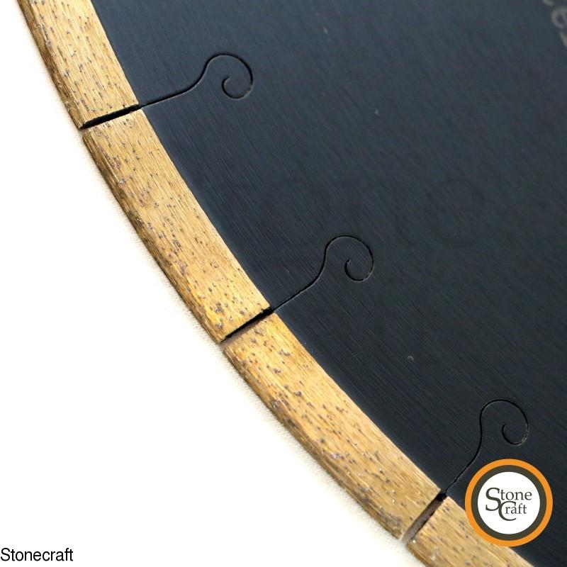 Пила  d 500 х 60 х 4.0 х 10 mm для мрамора. 0