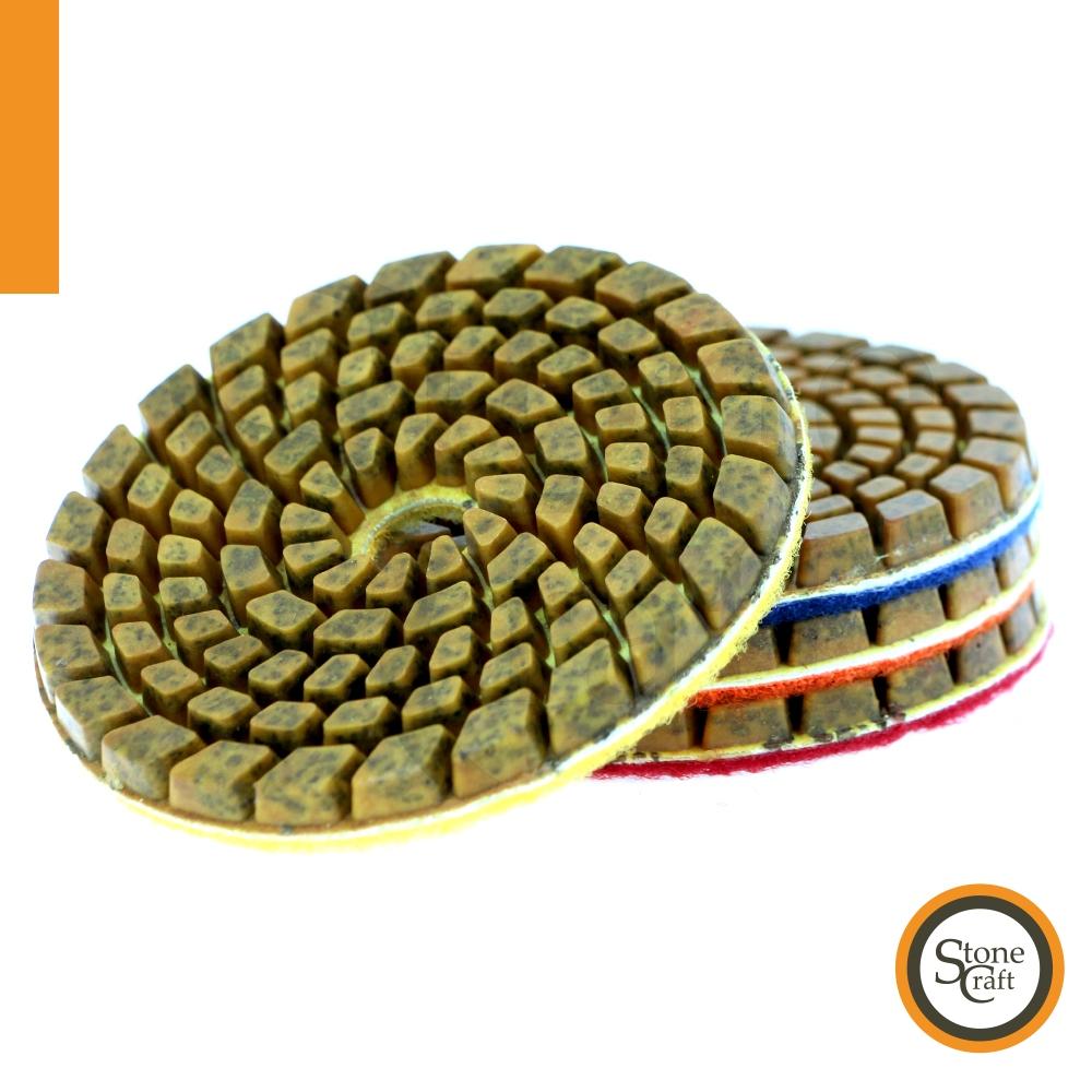 Алмазный металлизированный круг d 100 mm x 5.5 mm, № 50 0