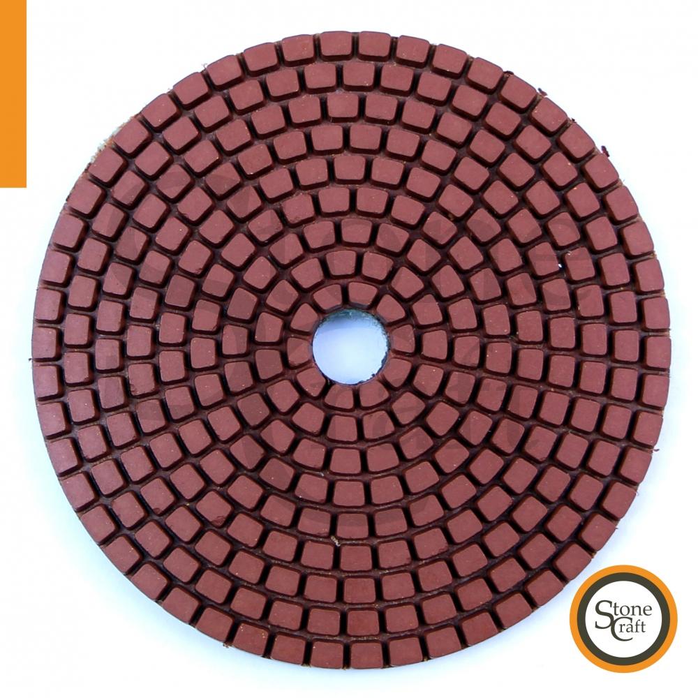№ 3000 кл.АА, d 100 mm, Алмазный шлифовальный круг 0