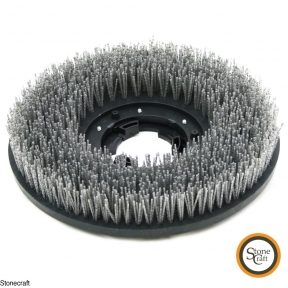 Щетка Антик для мрамора d 380 mm № 24