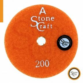 №200, d100 mm. кл А, Универсальный алмазный шлифовальный круг