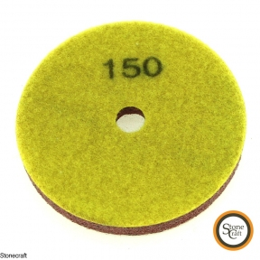 № 150 алмазный спонж d 100 mm