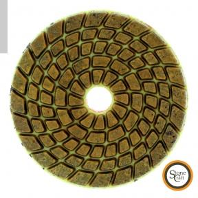 Алмазный металлизированный круг d 100 mm x 5.5 mm, № 50