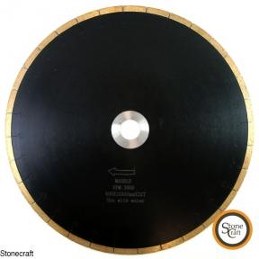 Алмазна пила для мармуру d 400 х 60 мм