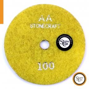 № 100  кл АА, d 100 mm, Алмазный шлифовальный круг