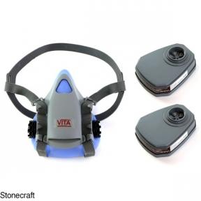 Респиратор Сталкер-2 с двумя картриджами VITA