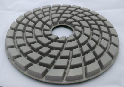 Алмазный шлифовальный круг d 195 x 10mm, № 1500