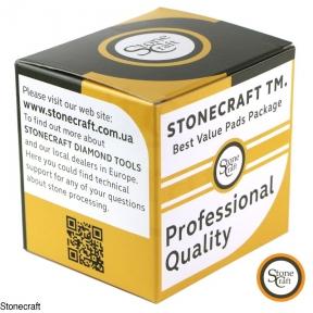 Набор алмазных шлифовальных кругов Stonecraft 1