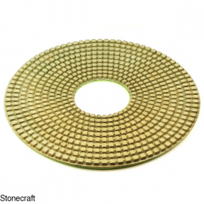 Алмазний шліфувальний круг d 400 мм № 50